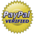 Official PayPal-seal