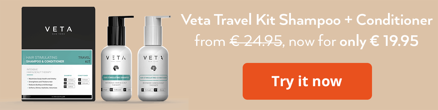 VETA travel kit: now with 5 euro discount